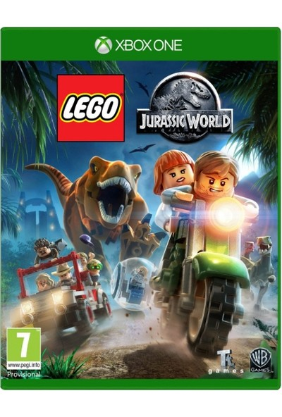Lego Jurassıc World Xbox One