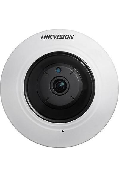 Haikon Ds-2Cd2955Fwd-Is 5 Mp 1.05 Mm Sabit Lensli Ir Fisheye Ip Kamera