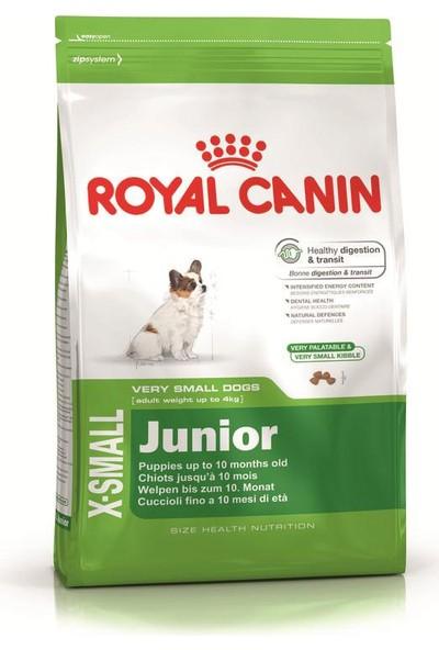 Royal Canin Xsmall Junior Küçük Irk Yavru Köpek Maması 1,5 Kg.
