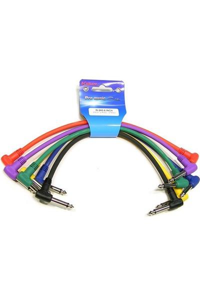 Kirlin I6243 Patch Pedal Kablo
