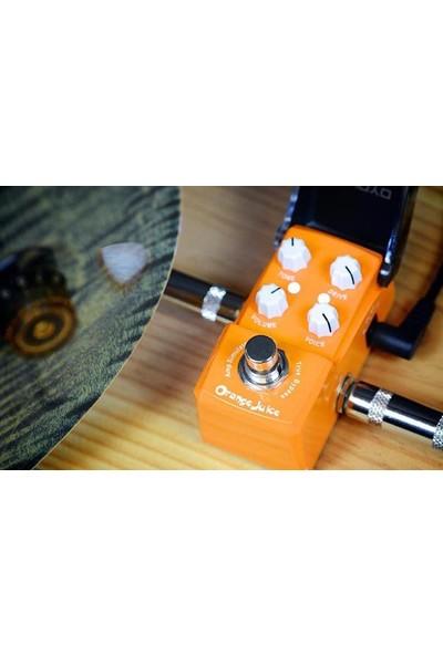 Joyo JF310 Orange Juice Orange Tipi Amp Simulator