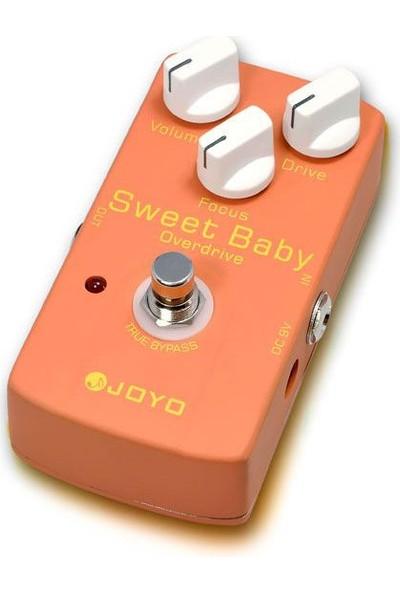 Joyo JF36 Sweet Baby Efekt Pedalı