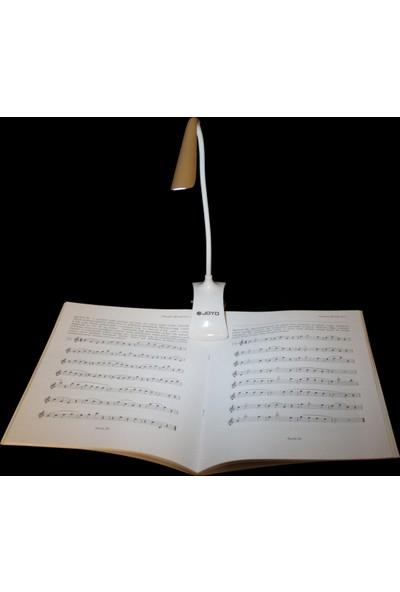 Joyo JL01 Beyaz Nota Sehpası Işığı