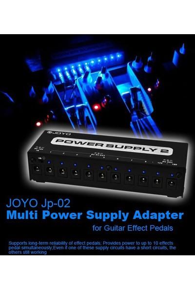 Joyo JP02 Power Supply (10 Çıkışlı)