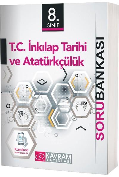 8. Sınıf T.C. İnkılap Tarihi Ve Atatürkçülük Soru Bankası (Karekod Video Çözümlü)
