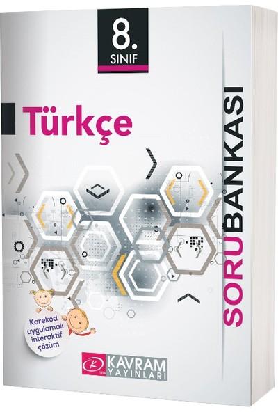 8.Sınıf Türkçe Soru Bankası (Karekod Video Çözümlü)