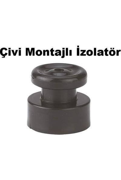Ako Çivi ve Vida Montajlı İzolatör (100lü)