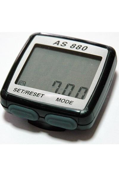 Assize Km Saati Kablolu As-880 (11 Fonksiyon)