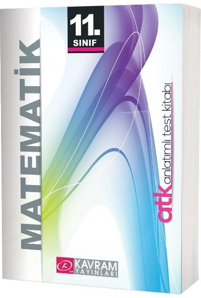 11.Sınıf Matematik Anlatımlı Test Kitabı