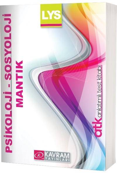 Lys Psikoloji :Sosyoloji Mantık Anlatımlı Test Kitabı