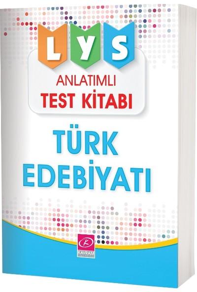 Lys Türk Edebiyatı Anlatımlı Test Kitabı