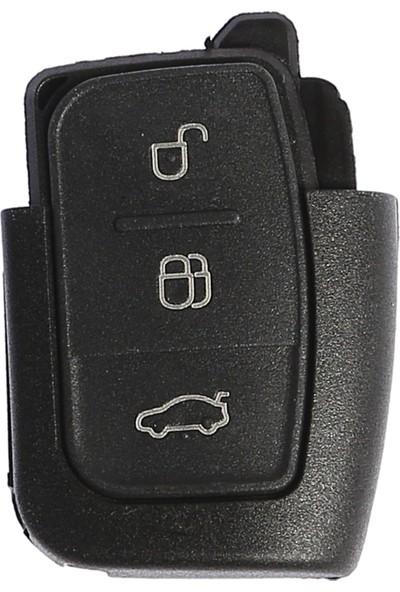 Ford 3 Buton Sustalı Geçme Kumanda Kabı