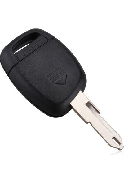 Renault Clio-Kangoo Anahtar Kabı 1 Butonlu (Id46)