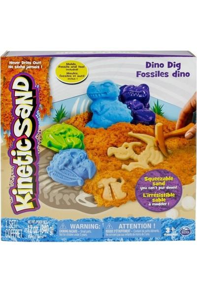Kinetic Sand Oyun Seti 340 gr Dino