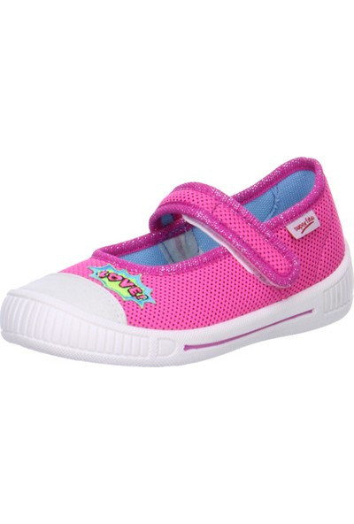 Superfit Pink Multi Çocuk Ayakkabı Pembe