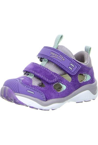 Superfit Sport 5 Mini Çocuk Ayakkabı Mor