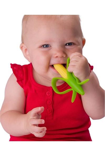 Baby Banana Diş Kaşıyıcı Diş Fırçası - Mısır