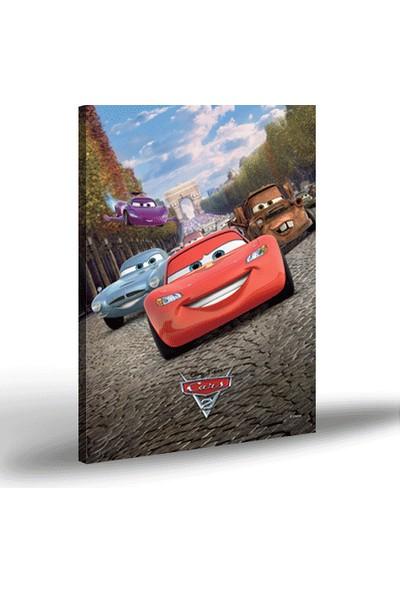 Artikel Cars-1 50X70 Cm Kanvas Tablo