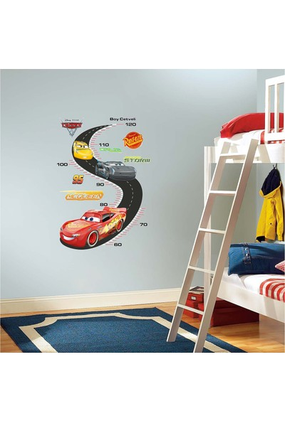 Artikel Cars Boy Cetveli Duvar Sticker 48X68 Cm