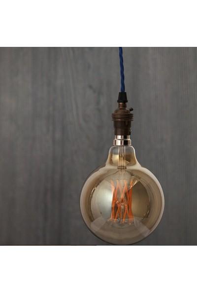 Heka Filament Glop Led Rustik Ampul