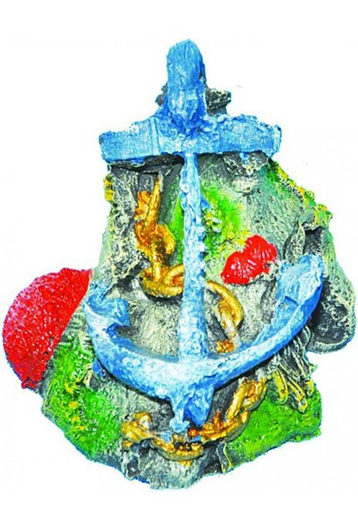 Ti-Sert Çapa Küçük Akvaryum Dekoru (D-352)