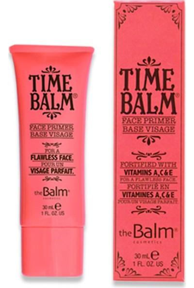 The Balm Time Balm Primer Makyaj Bazı 30 ML
