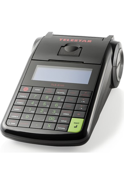 Profilo Telestar TLS-8100 Yeni Nesil Yazar Kasa