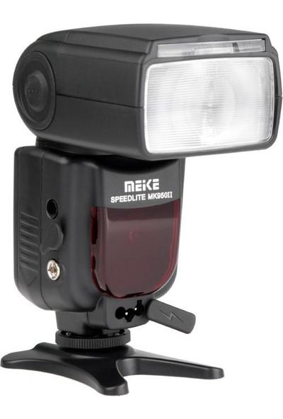 Meike Mk950Iı İ-Ttl Speedlite Flaş Nikon Uyumlu