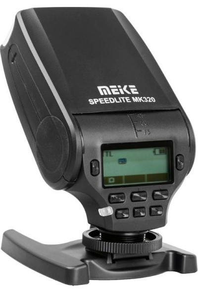 Meike Mk320 P Spedlite Flaş Panasonic Lumix Ve Olypmus Om-D Uyumlu