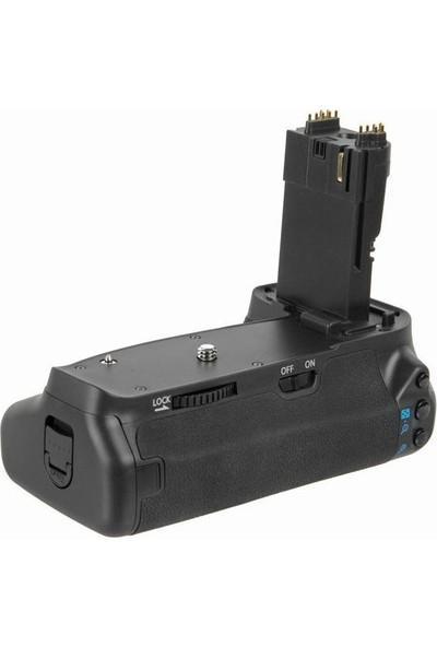 Meike Canon Eos 70D, 80D İçin Mk-70D Battery Grip