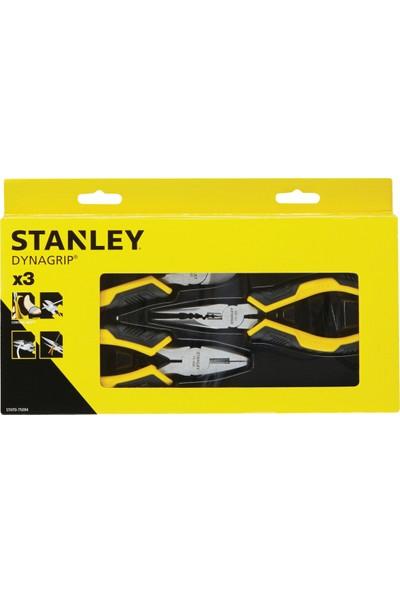 Stanley STHT075094 Pense Seti, 3 Parça