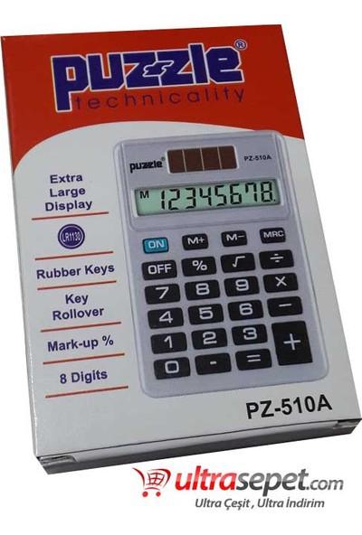 Puzzle Hesap Makinesi PZ-510A cep