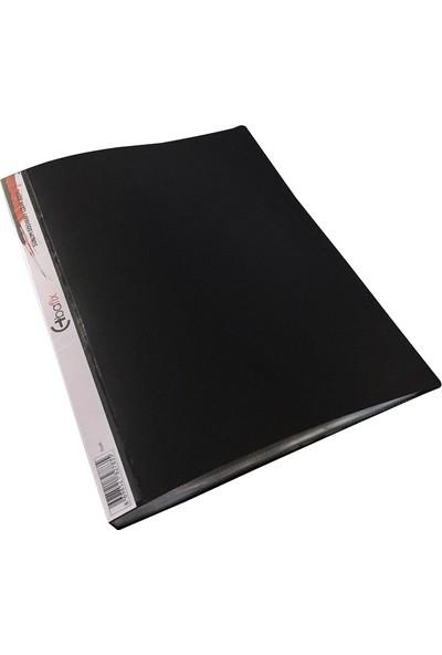 Bafix Sunum Dosyası 100 Yaprak Siyah