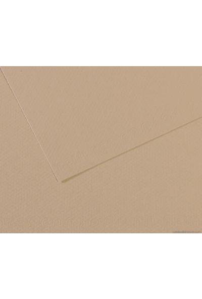Canson Mi-Teintes Dokulu Fon Kartonu 50x65 cm 343 Trianon Gri