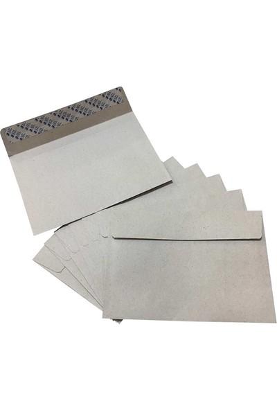 Doğan Kraft Elvan Zarf Silikonlu 11.4x16.2 cm 500 Adet 90 gr.