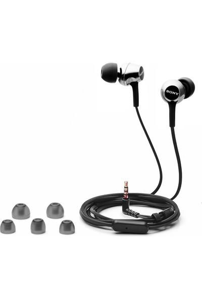 Sony MDR-EX250AP Kulakiçi Kulaklık - Koyu Gri (İthalatçı Garantili)