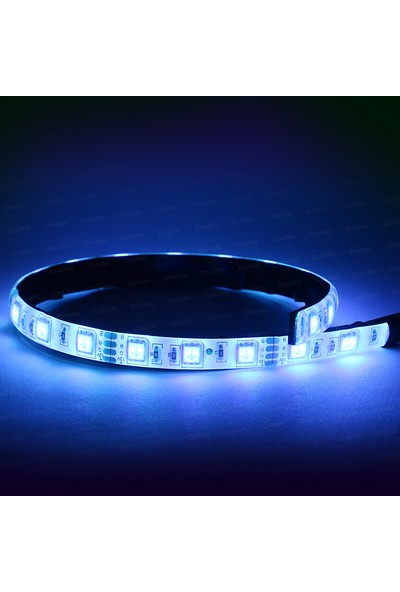 Dark 35cm RGB Led Şerit (DKCFLED)