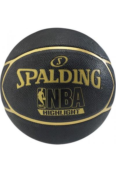 Spalding 73-901Z Basketbol Topu Highlight Gold N:7 83-194Z
