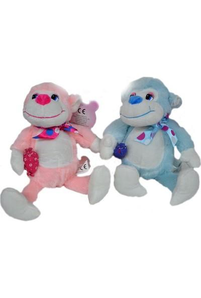 Kızılkaya Pelüş Maymun (20 cm) 3188D