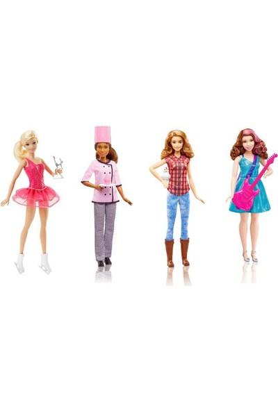 Barbie Dvf50 Brb - Barbie Kariyer Bebekleri - Ben Büyüyünce