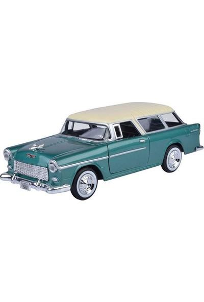 Vardem Oyuncak - 1955 Chevy Bel Air Nomad (1:24)