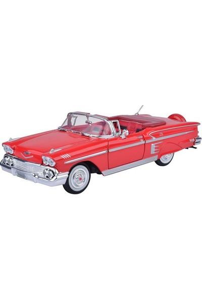 Vardem Oyuncak - 1958 Chevy Impala (1:24)