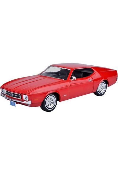 Vardem Oyuncak - 1971 Ford Mustang Sportsroof (1:24)