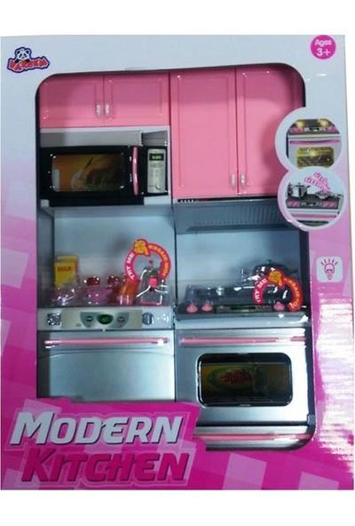 Vardem Oyuncak - Kutuda Modern Mutfak Seti (4 Asorti)