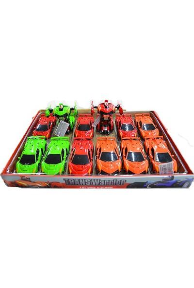 Vardem Oyuncak 6878A 6 Robota Dönüşen Araba 1:32