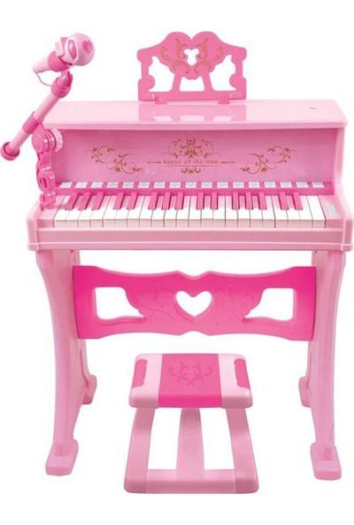 Vardem Oyuncak 88033 Kutulu Piano 37 Tuşlu Mikrofonlu
