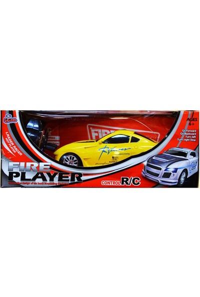 Vardem Oyuncak Uzaktan Kumandalı Full Fonksiyon Yarış Arabası (1:18)