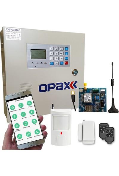 Opax Ard 2545 Pstn Ve Gsm Özellikli Kablolu & Kablosuz Alarm Paneli