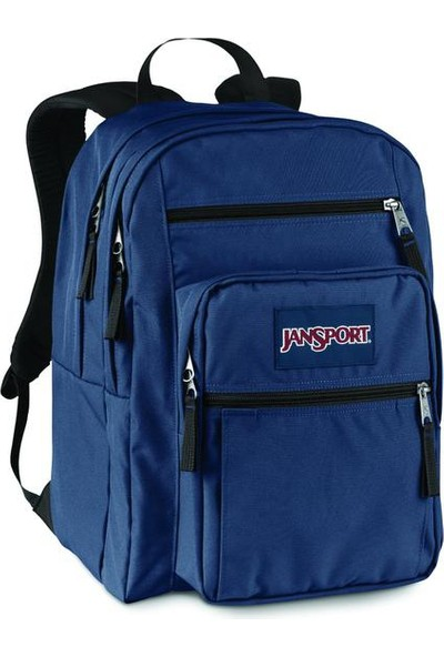 Jansport Big Student Navy Sırt Çantası (TDN7003)