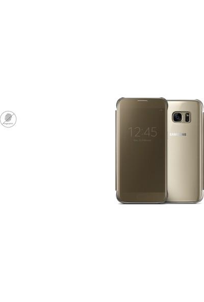 Samsung S7 Clear View Cover Fonksiyonel Kılıf